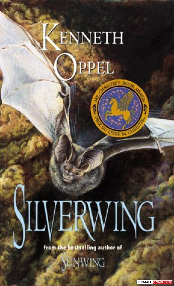 Silverwing - Kenneth Oppel