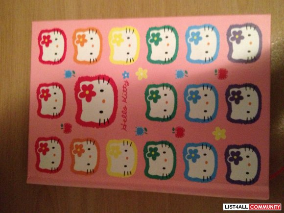 Hello Kitty Diary and Address Book