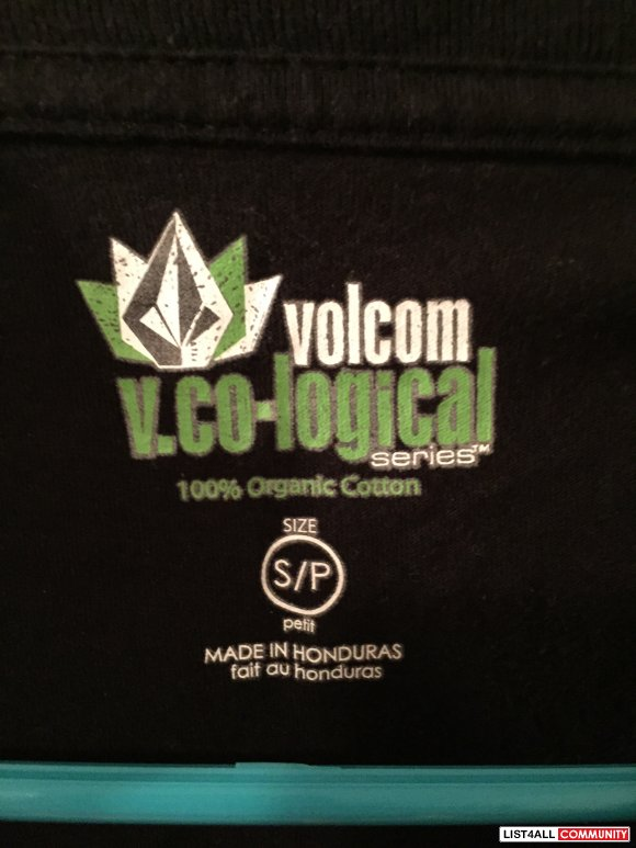 Volcom V.Co Logical Series T-Shirt Small