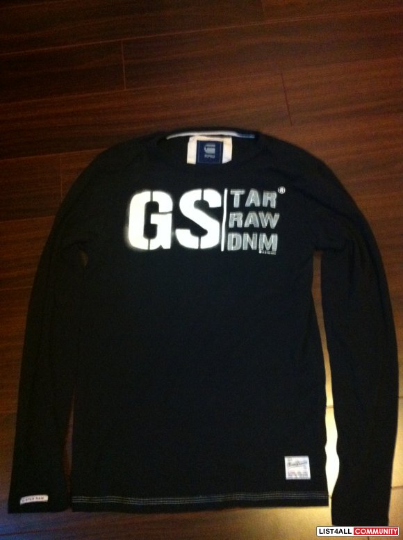 G-STAR RAW Long Sleeve Shirt