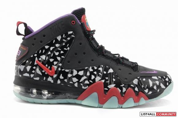 Cheap Nike Barkley Posite Max Red Black White,www.cheaplebrons10.net