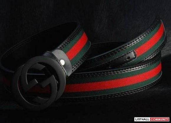GUCCI BELT REP. FREE WITH PURCHASE OVER $20