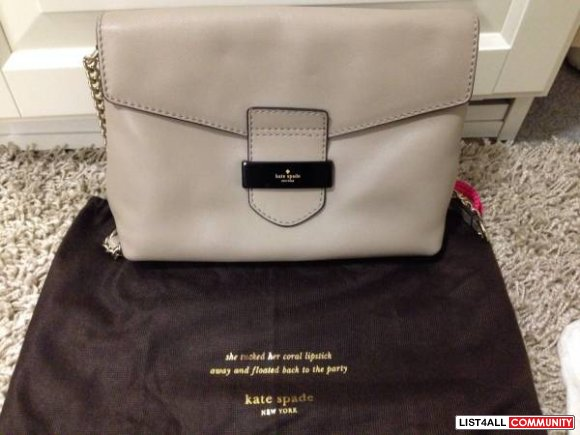Kate Spade Side Bag