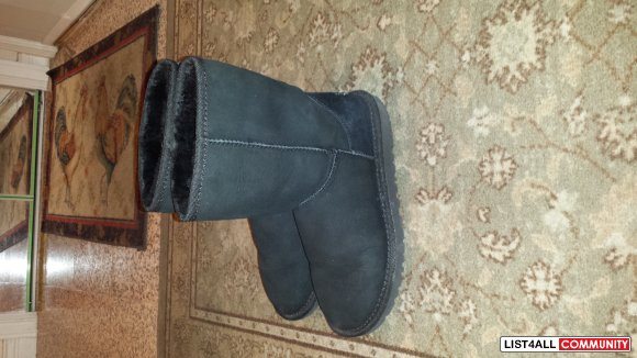TRADE OR SELL Black Authentic Uggs Excellent condition