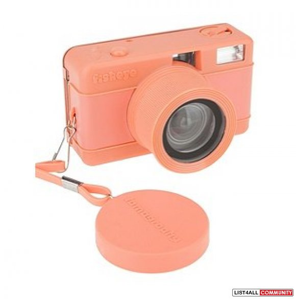 Lomography Fish Eye Camera Urban Outfitters + Film