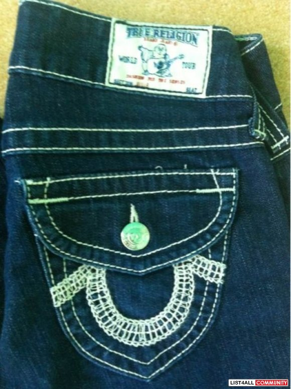 True Religion Skinnys