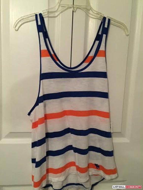 A & F Brand new with tags tank top