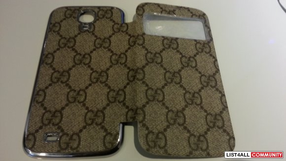Browning Case For Galaxy s4 Samsung Galaxy s4 S-view Case