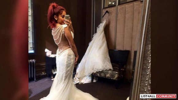 I Have My Wedding Dress