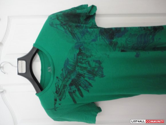 Armani Exchange Pima tee