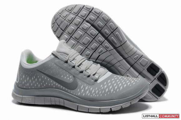Cheap Nike Free 3.0 v4 Shoes On www.salecheapnikes.com
