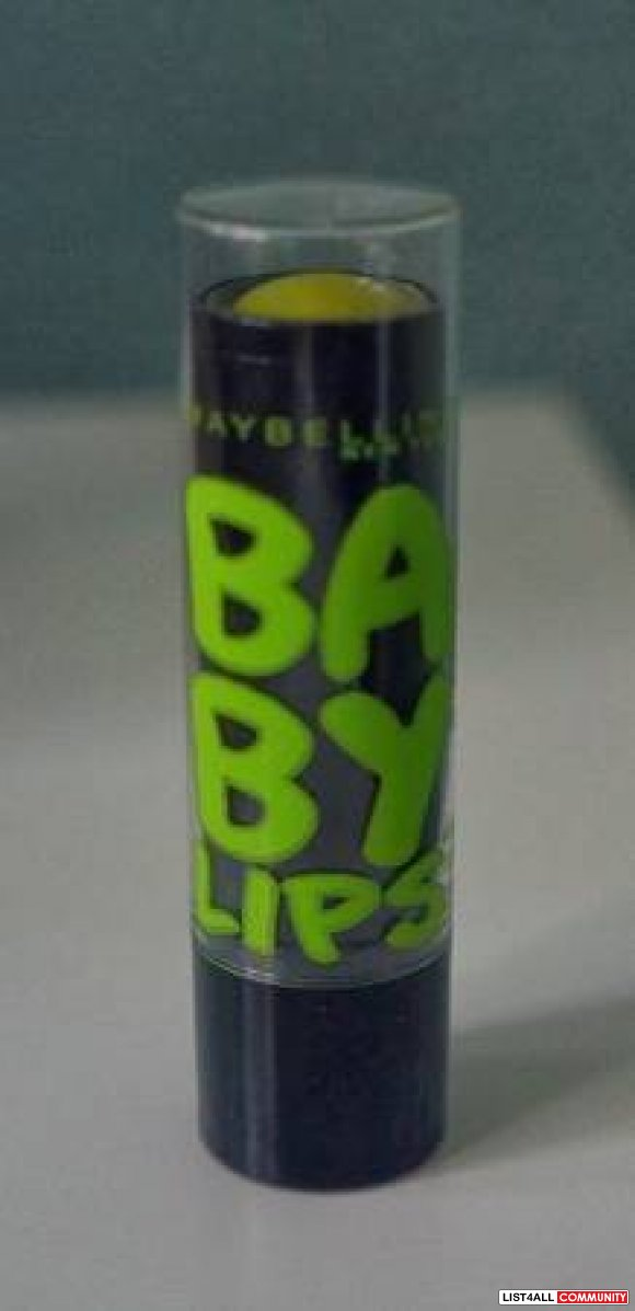 Babylips by Maybelline