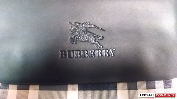 Burberry Cross Body Bag (NEW W/ TAGS)