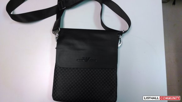 Giorgo armani cross-body bag (NEW!!!)