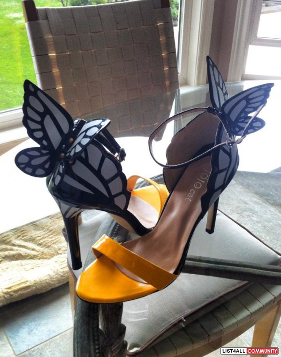 Sophia Webster Butterfly Heels Look alike (Now $30!)
