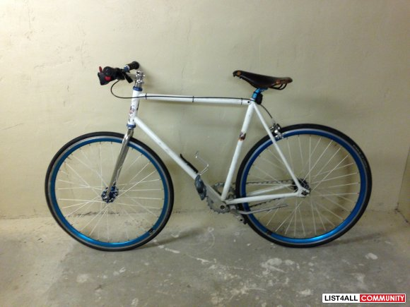 Norco Spade single speed/ fixie