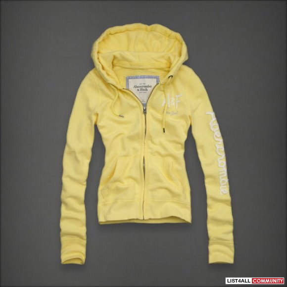 wholesale Abercrombie Fitch Women Hoody free shipping paypal accept