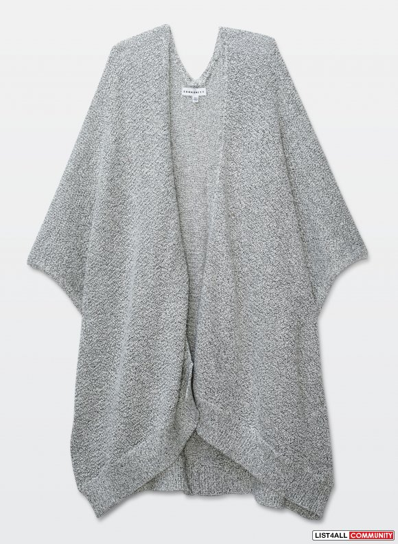 BRAND NEW ARITZIA COMMUNITY IONIC CAPE