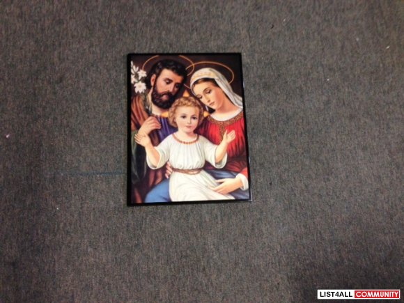 Religious Picture - Holy Family