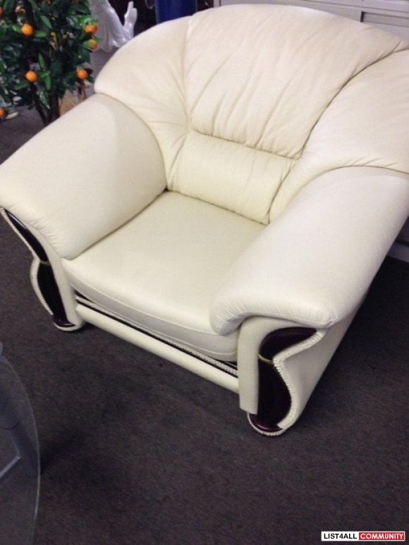 Leather Arm Chair