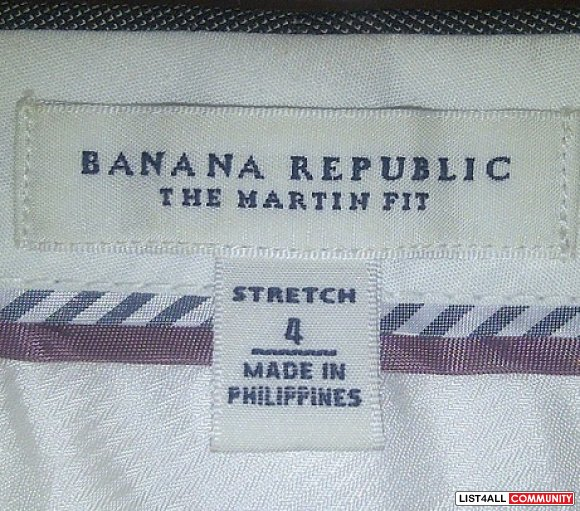 Banana Republic Pants - Size 4