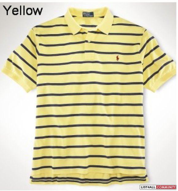 Ralph Lauren Men Classic Stretch-Pima-Mesh Polo Outlet UK