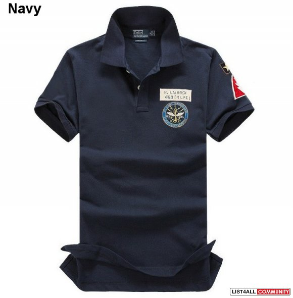 Polo Ralph Lauren Men Custom-Fit Artisan Patch Polo UK Outlet