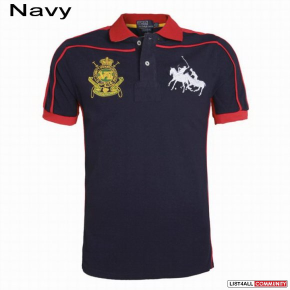 Ralph Lauren Dual Match Country Riders Jockey Club Polo On Sale