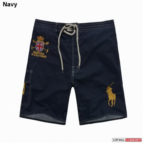 Ralph Lauren Men Mercer RL Polo Team Short UK Outlet