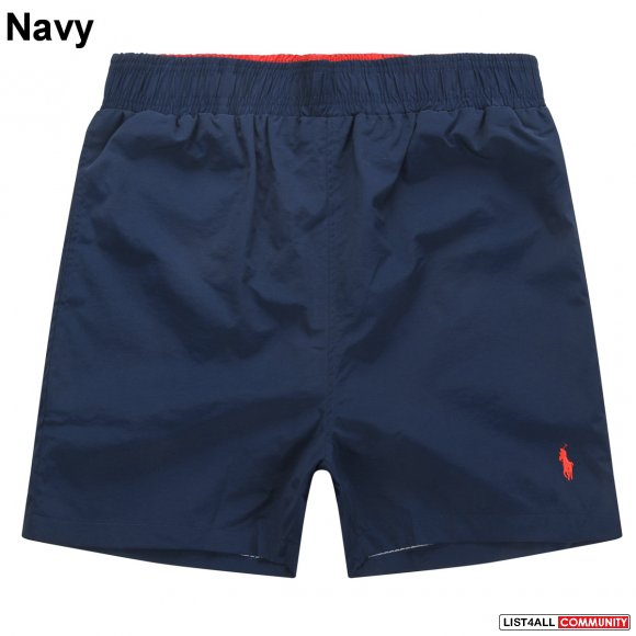 Ralph Lauren Men Solid Small Pony Shorts UK Sale
