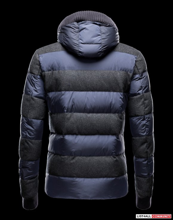 Moncler Dordogna Exclusive Men Funnel Neck Down Padded Jacket Ho