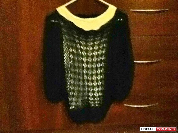 [SALE $5] New Batwing Knit Top