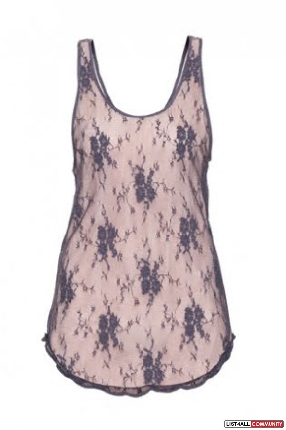 Wilfred Claudia Lace Tank Top