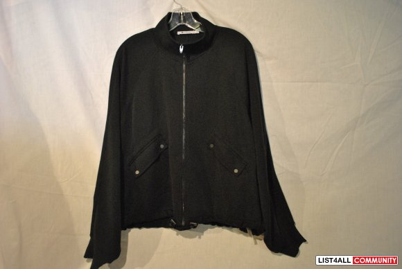 Womens Alexander Wang Bat-Wing Jacket SIZE SMALL