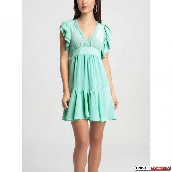 Guess by Marciano Valley Flutter dress