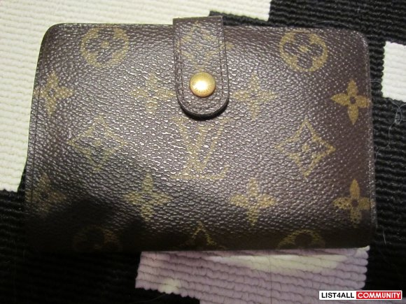 Replica Louis Vuitton French Purse Wallet