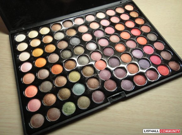 COASTAL SCENTS Metal Mania Palette