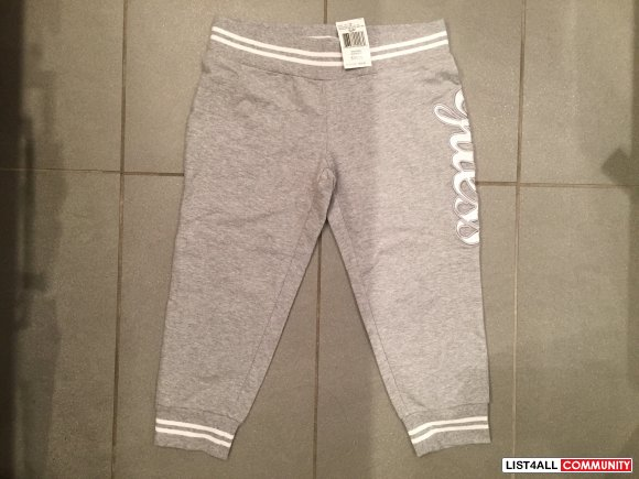 GUESS Grey Sweatpants
