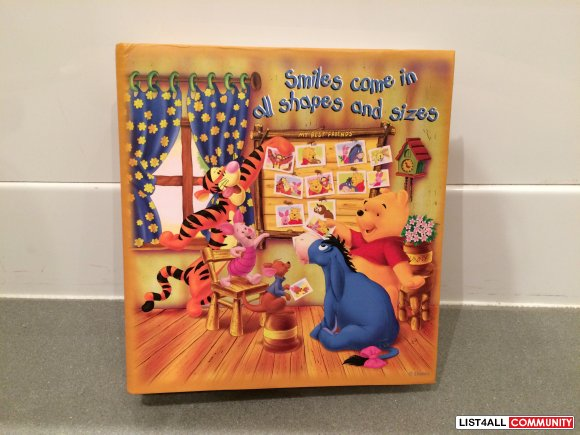 WINNIE THE POOH Photo Album