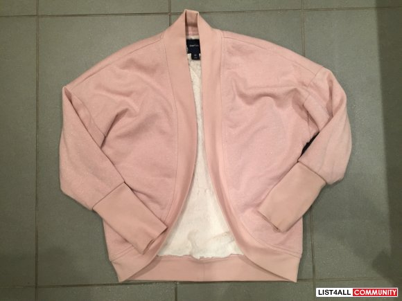 GAP GIRLS Pink Cardigan