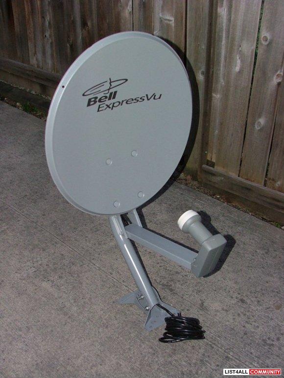 Bell satellite deals