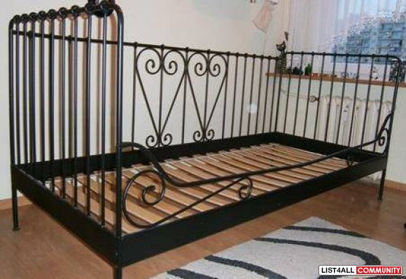 "WANTED:  Ikea ""Meldal"" Twin Day-Bed for Parts"