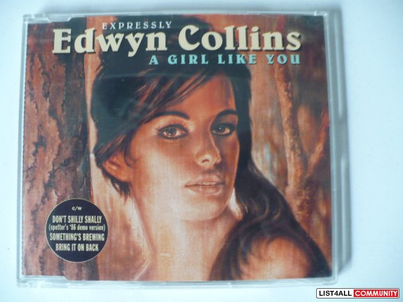Edwyn Collins - A Girl Like You