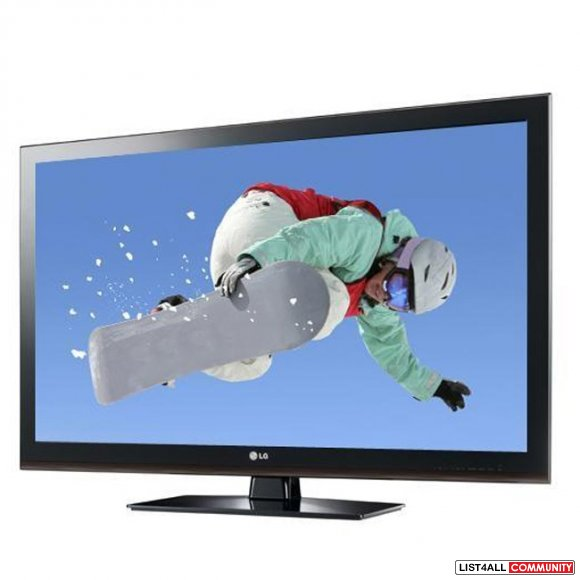 LG 42LD400 42-inch 1080p LCD TV +Mount + Stand