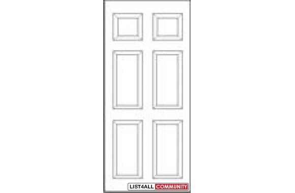 30×78 Interior Door