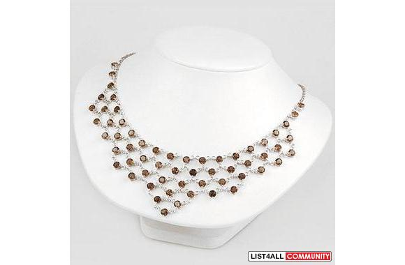 Made in Italy Fabulous Neckless With 33