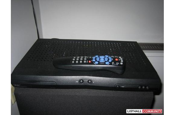 Digital antenna hookup