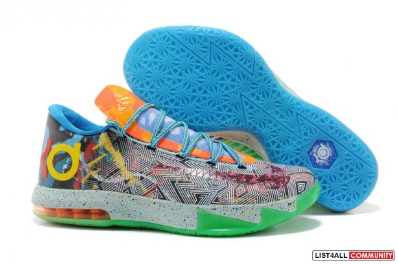 Cheap KD 6 Shoes for sale on www.airmaxthea.biz