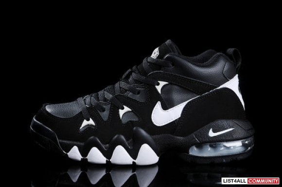 hot sale online 01496 4d760 ... Koonba.com sell Nike Air Max 2 Strong Women Black White Shoe online ...