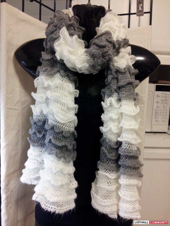 Brand New Multi-Purpose Chrochet Scarf
